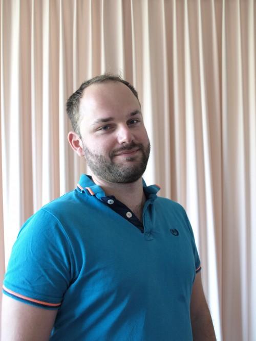 Vlad Serban, BSc Arch