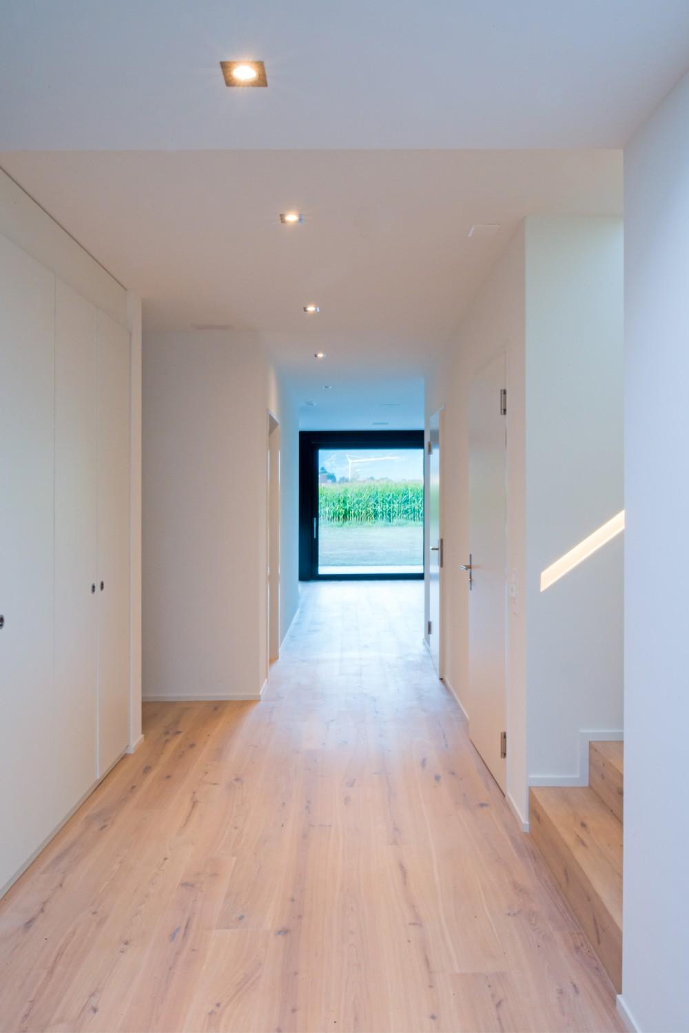 Neubau Einfamilienhaus, Ruggell 2015