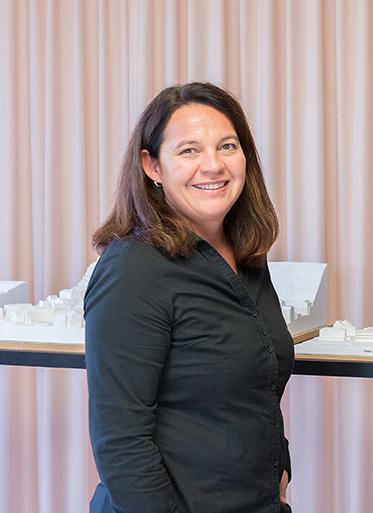 Sabine Felder, Dipl. Ing.