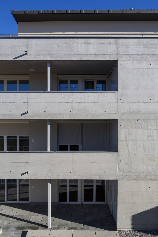 Neubau von drei Mehrfamilienhäusern, Nendeln 2014