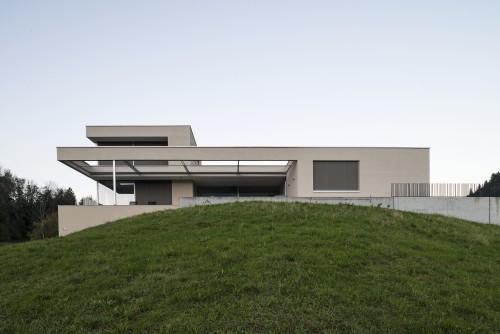 Neubau Einfamilienhaus, Schellenberg 2010