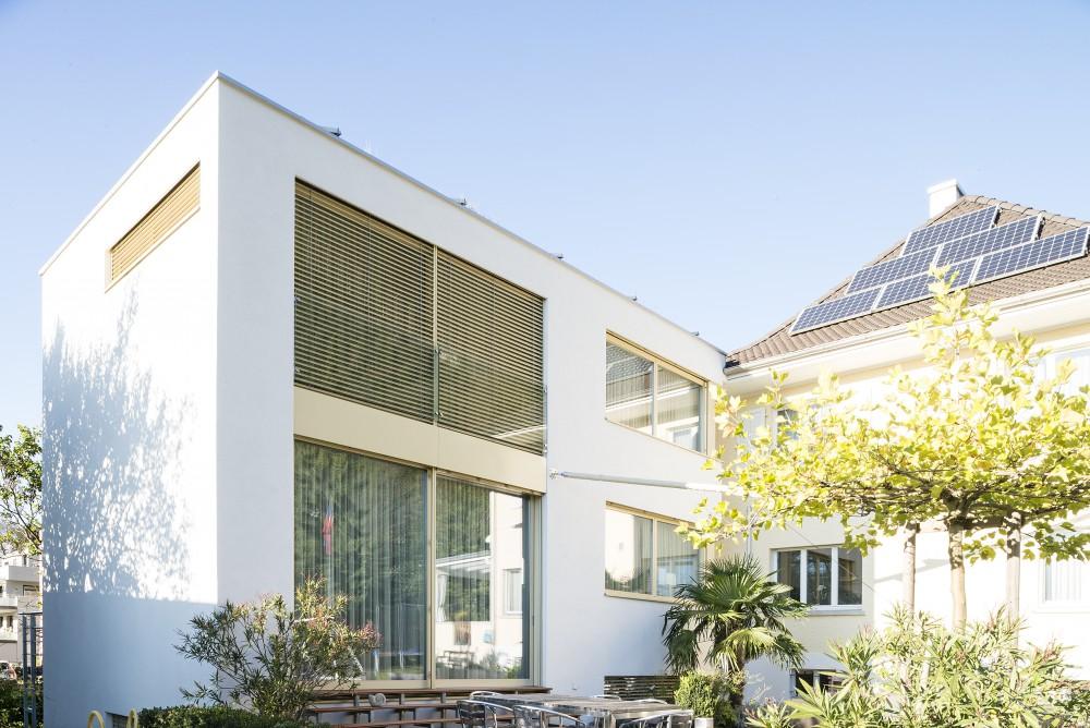 Neubau Einfamilienhaus, Vaduz 2008