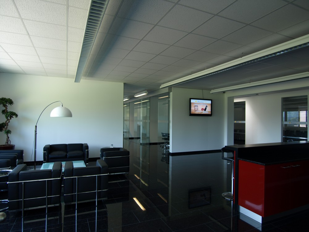 Umbau Prisma Life, Ruggell 2009
