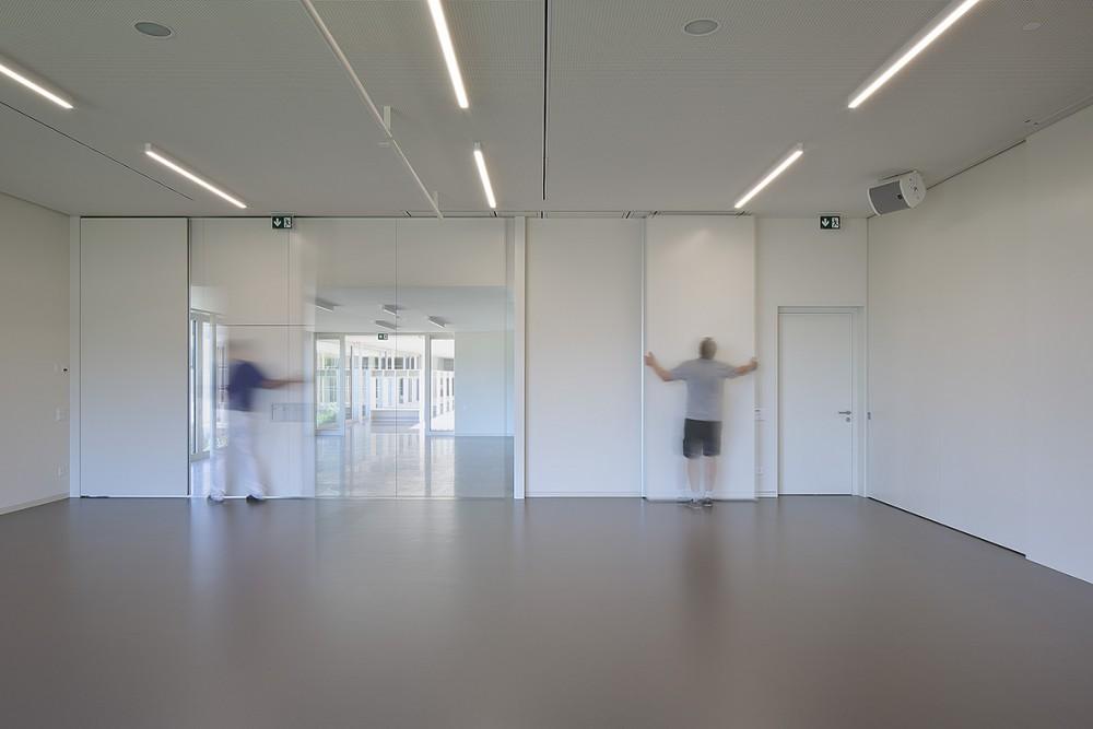 Erweiterung Primarschule, Schaanwald 2015