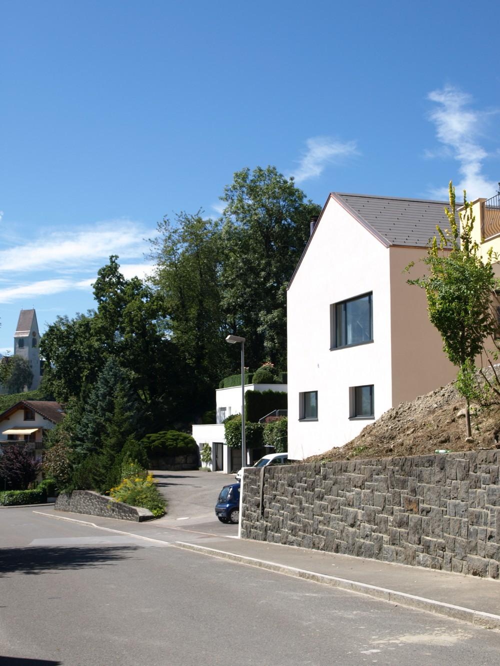 Neubau Einfamilienhaus, Gamprin-Bendern 2010