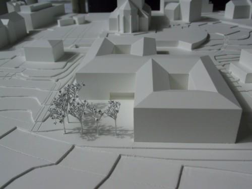 WB Altersheim St. Martin Eschen, 2006, 6. Preis