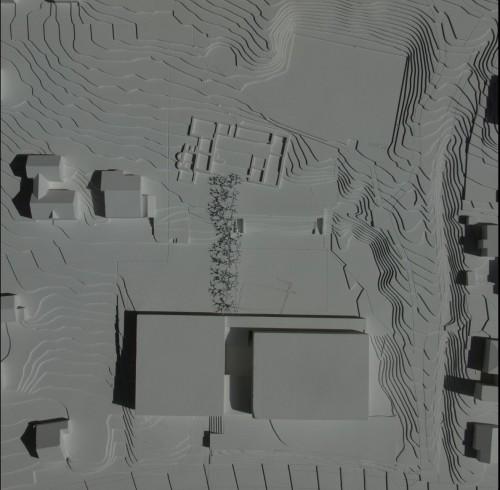 WB Neubau Turnhalle Nendeln, 2014