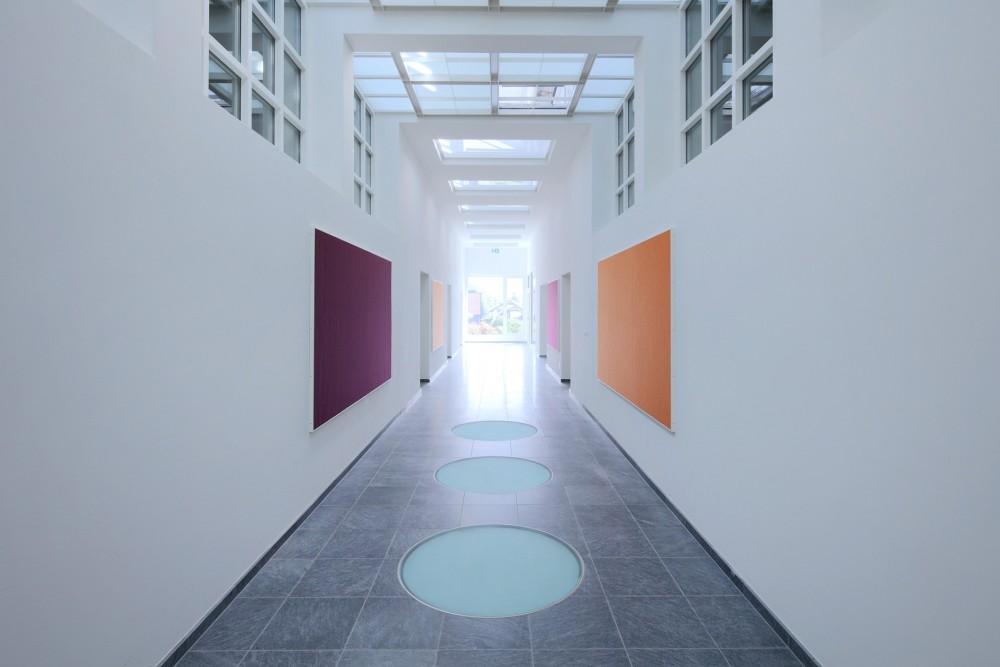 Umbau Primarschule Ruggell, Ruggell 2016