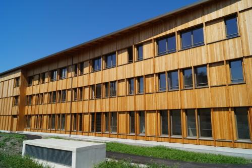 LAK Pflegeheim Peter und Paul, Bauleitung, Mauren 2016-2018