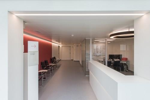 Landesspital Anmeldung MRI, Vaduz 2016
