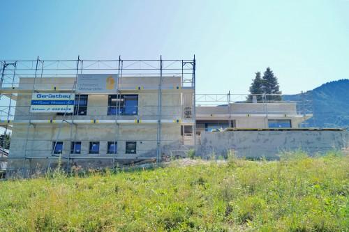 Neubau Einfamilienhaus, Mauren 2018