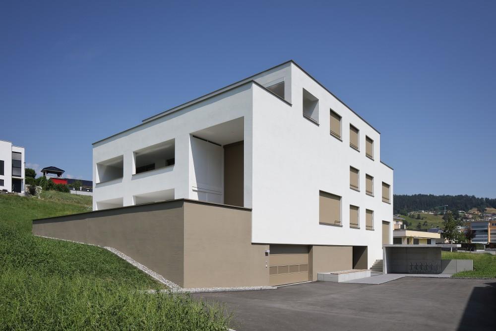 Neubau Mehrfamilienhaus, Mauren 2019