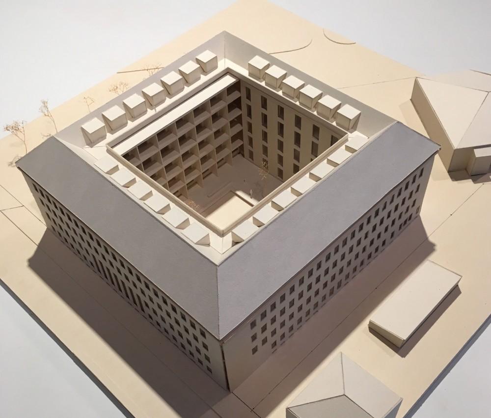 Umbau und Umnutzung einer Wohnanlage, München 2018-2021
