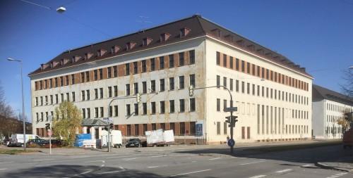 Umbau und Umnutzung einer Wohnanlage, München 2018