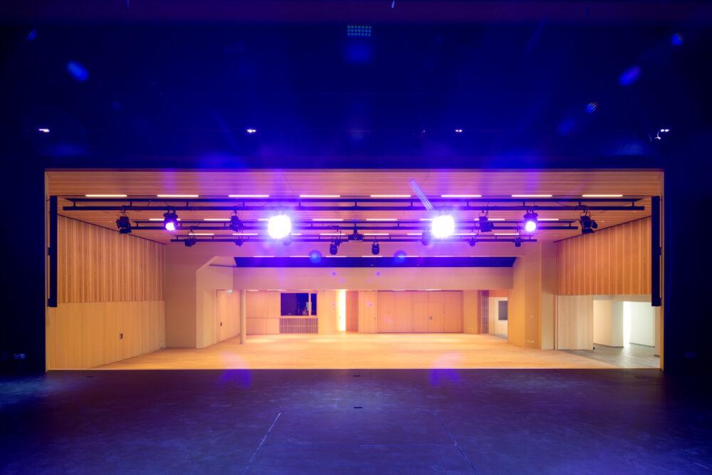 Erneuerung Gemeindesaal Mauren, 2020